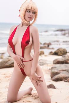 Saber Nero Swimsuit