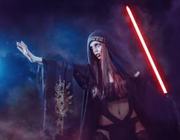 Cosplay Star Wars - Original Sith