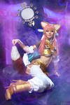 Fate/Extra - Caster Tamamo-no-Mae (Goddess form)