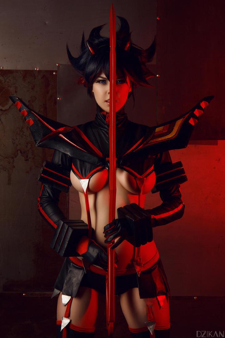 Kill la Kill - Ryuko Matoi cosplay by Disharmonica