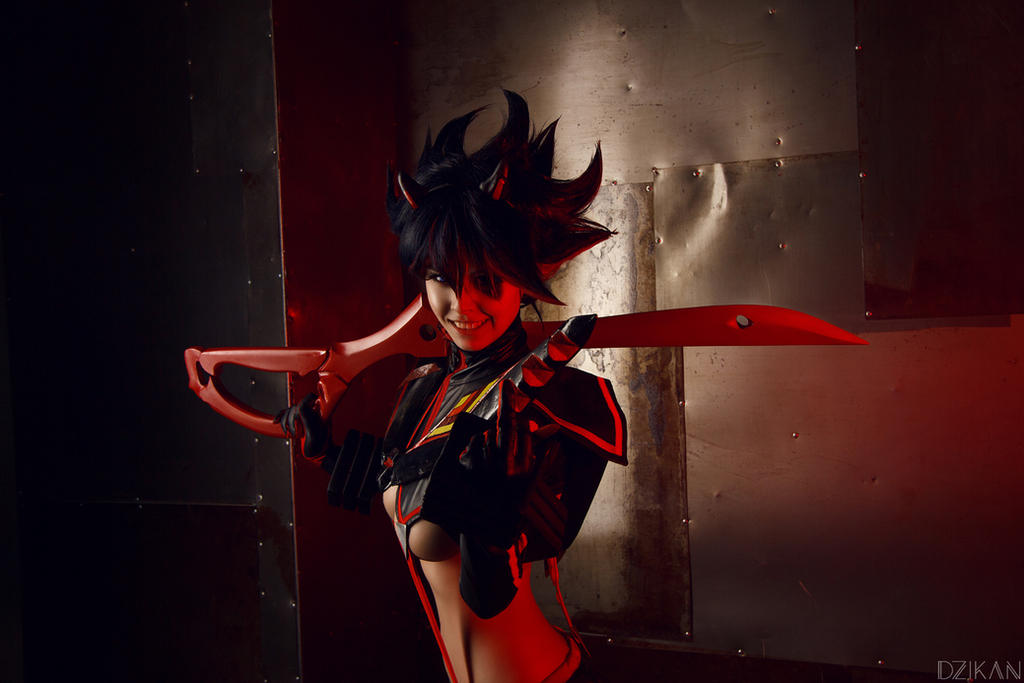 Disharmonica kill la kill