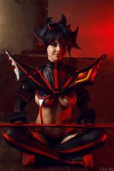 Kill la Kill - Ryuko Matoi cosplay