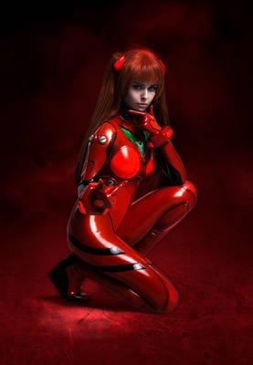 Neon Genesis Evangelion - Asuka Langley cosplay