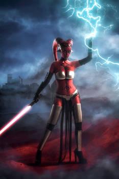 Star Wars Legacy - Darth Talon cosplay