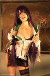 Highschool of the Dead - Rei and Saeko cosplay