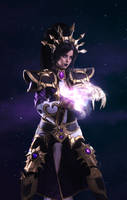 Diablo 3/Heroes of the Storm - Li-Ming cosplay by Disharmonica