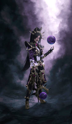 Diablo 3/Heroes of the Storm - Li-Ming cosplay