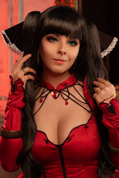 Fate Grand Order - Tohsaka Rin cosplay