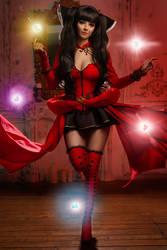 Fate Grand Order - Tohsaka Rin cosplay