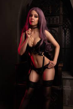 Dark boudoir