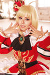 Fate/Extella - Saber Nero cosplay