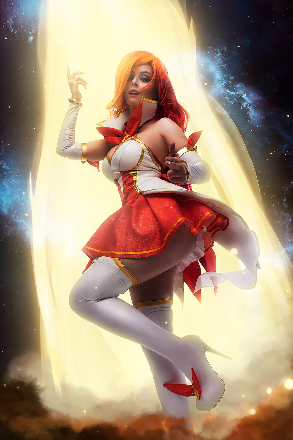 Cosplay Miss Fortune Star Guardian By Disharmonica On Deviantart