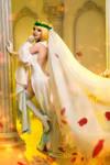 Cosplay Saber Bride