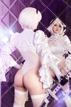 Cosplay 2B[ride]