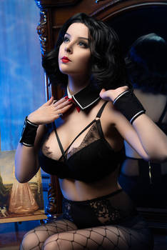 Cosplay Elizabeth