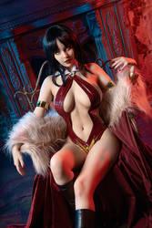 Cosplay Vampirella