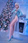 Cosplay Elsa