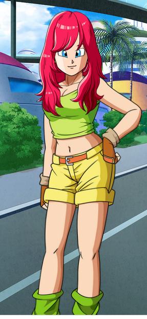 Naru by Sailorfrix