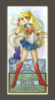 tsuki ni kawatte- Sailor Moon