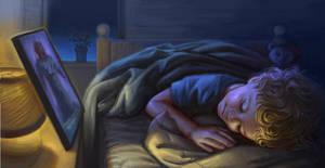 Jesus at my Bedside