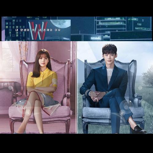 پوشه سریال کره ای دو دنیا / W _Two Worlds