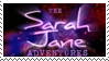 Sarah Jane Adventures Stamp by StrydingSoul
