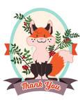 The Fox + The Rowan - Thank You
