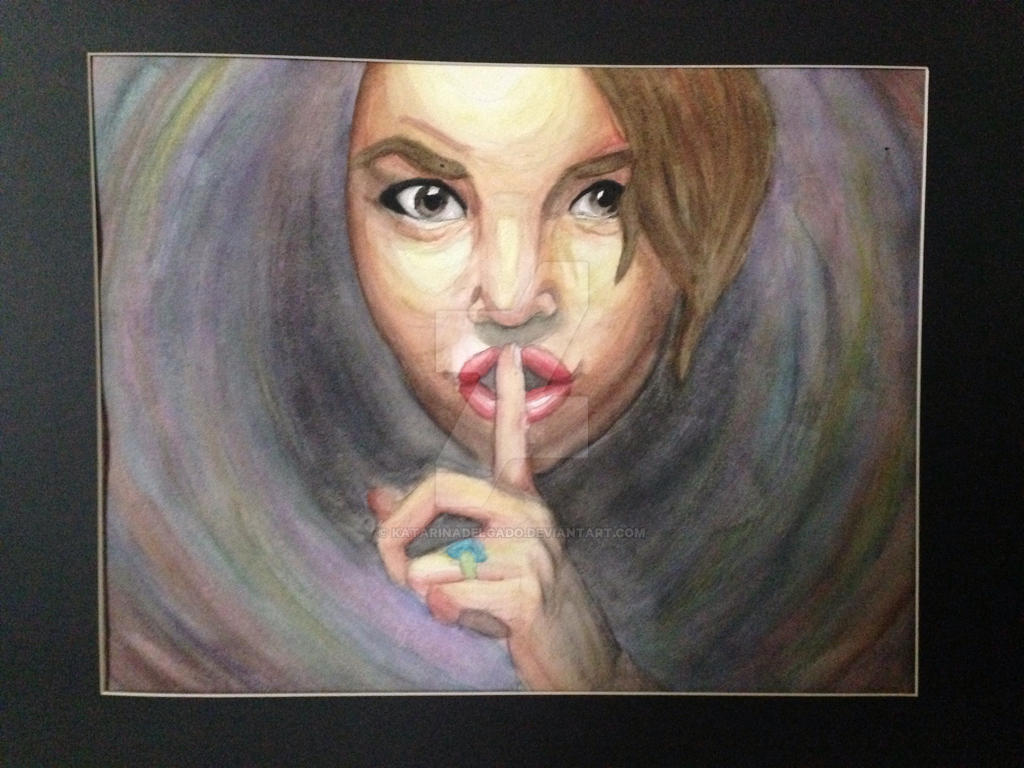 Shhhh by KatarinaDelgado