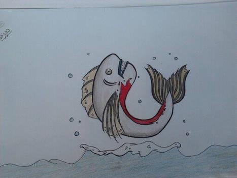Dino the fish