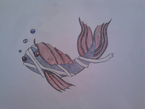 mummy fish
