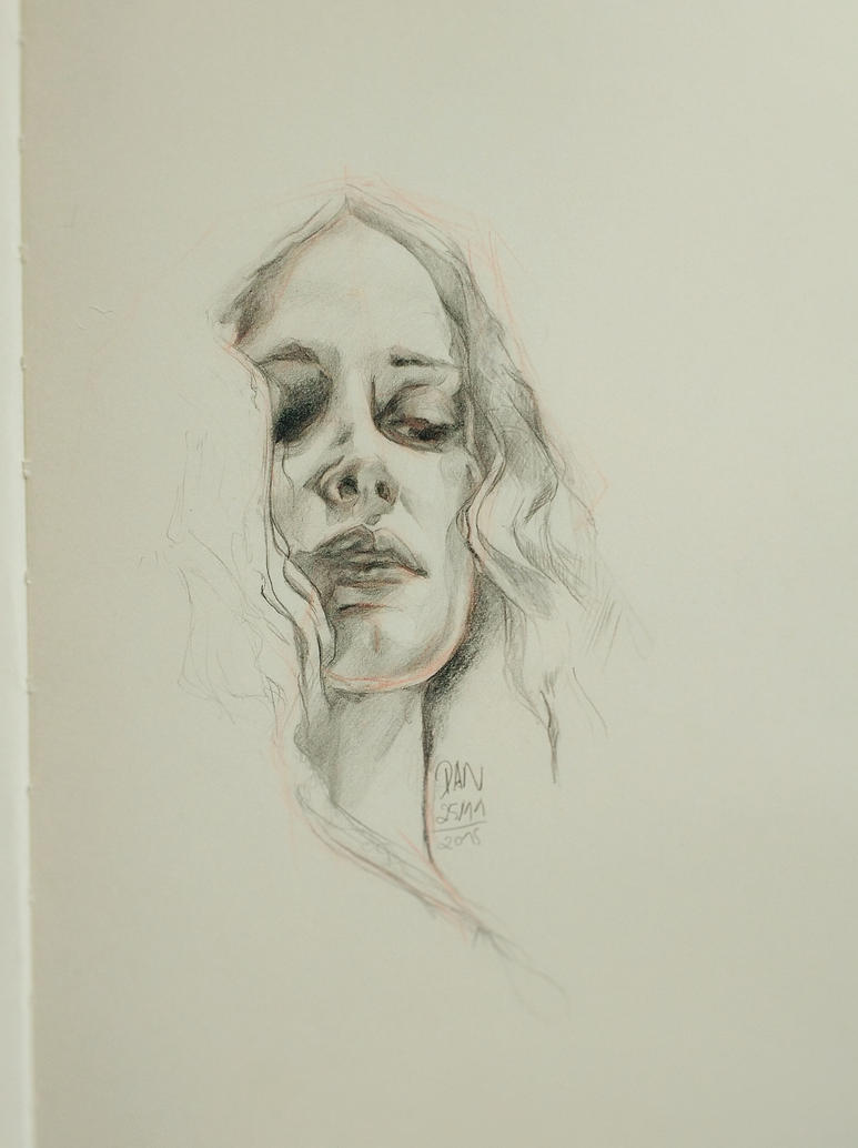 Jessica Chastain - Crimson Peak by danielamaro