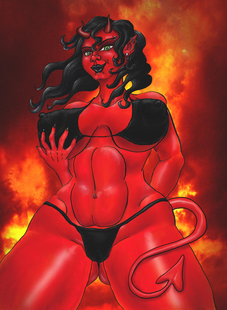 xxx sexy demon girls animations