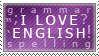 [Stamp] English by Creepiest