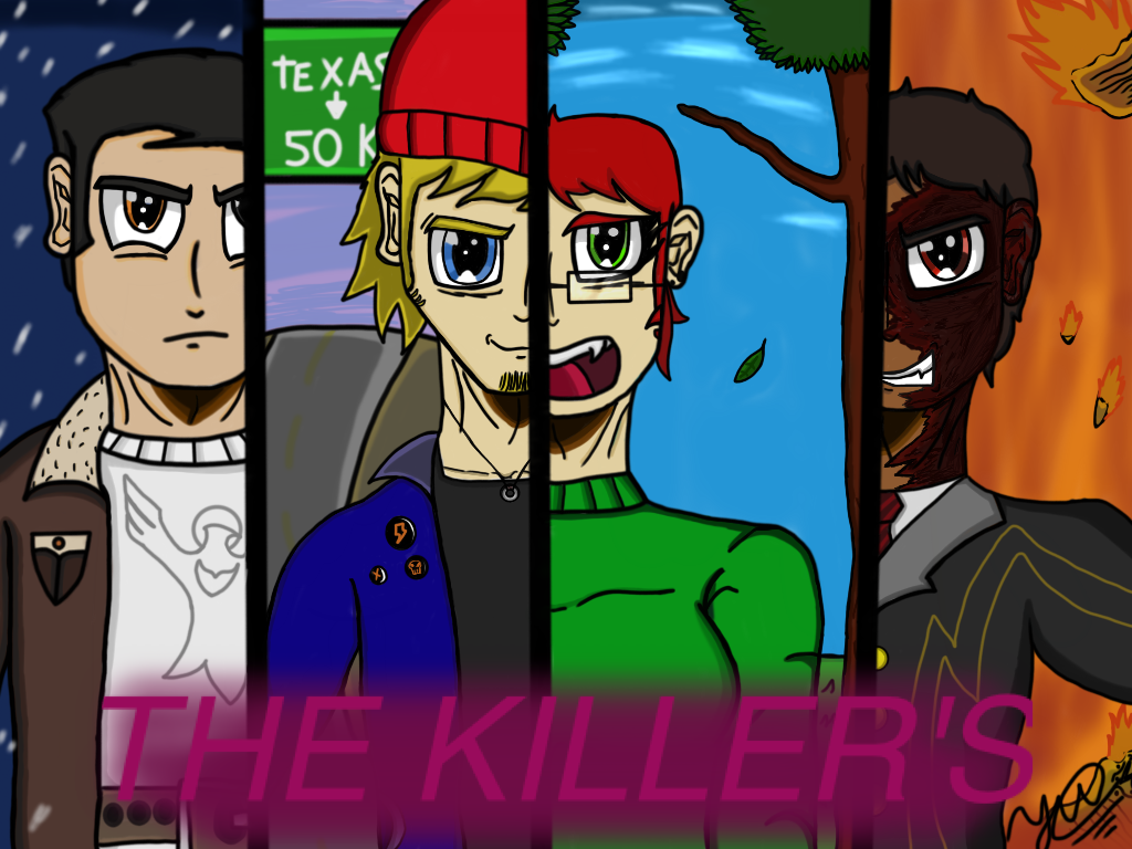 The killers by yannirex