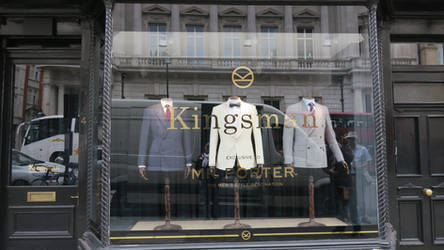 Kingsman - Manners Maketh Man