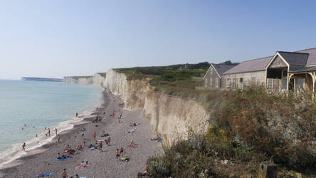 Seven Sisters Cliffs/Birling Gap