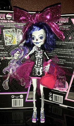 Monster high bonita creeps by djstar4765 on deviantart - Monster high bonita ...