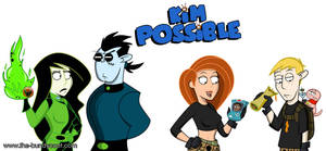 Kim Possible goes Family Guy