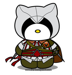 Assassin's Kitty (Redux)