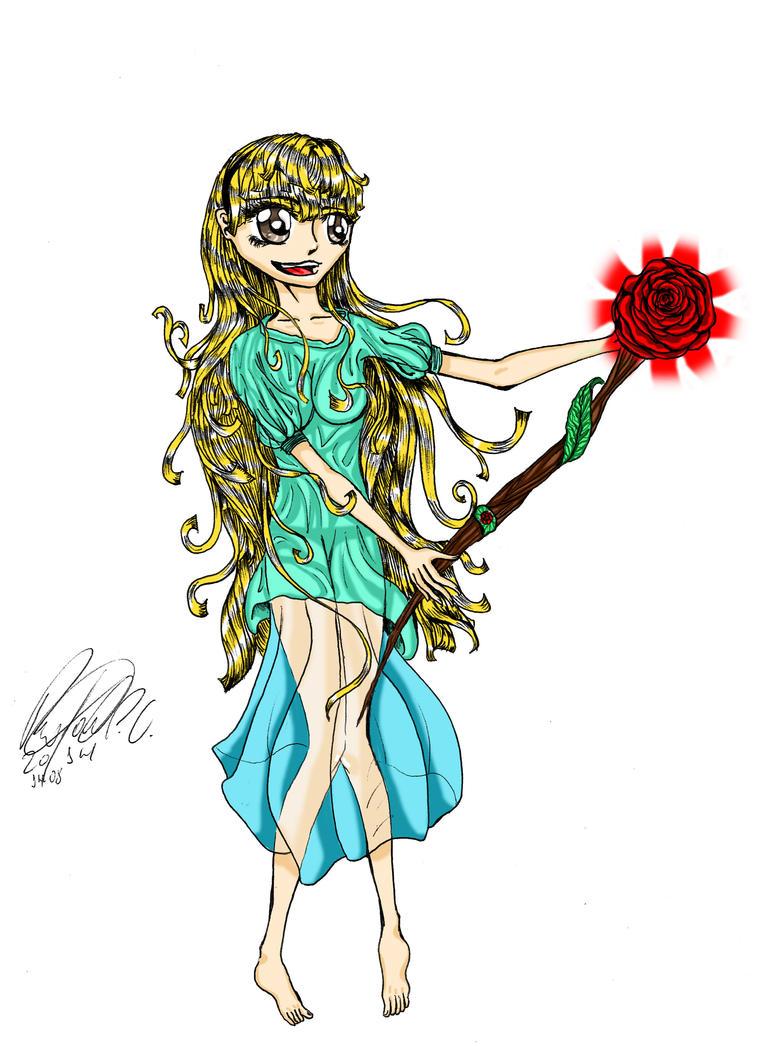 Rose by RafaZica0o