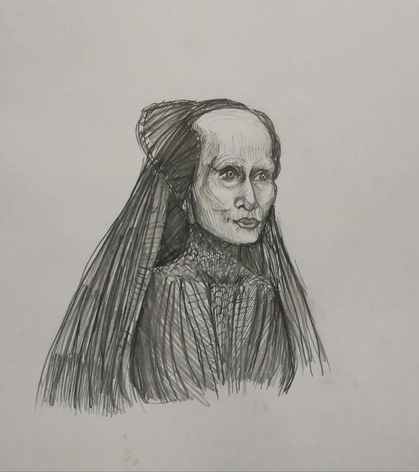 Bene Gesserit by Chalchiutlikue