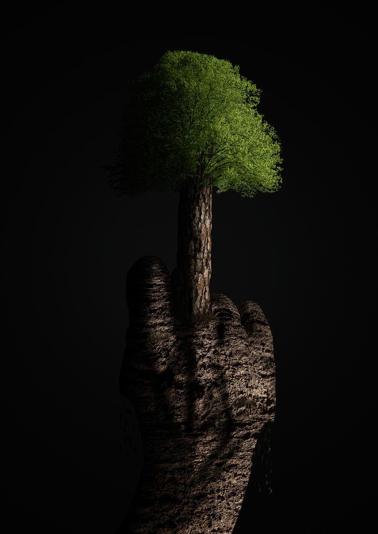 Nature Says - F_ck You by JonnySnakeSeven