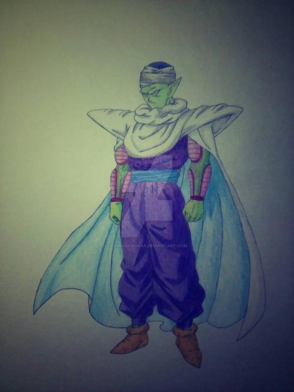 Piccolo by uchihadauksa