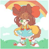 Hi! I'm Poppy! by dolliifluff