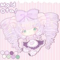 Tsundere Maid! OTA!! OPEN! by dolliifluff