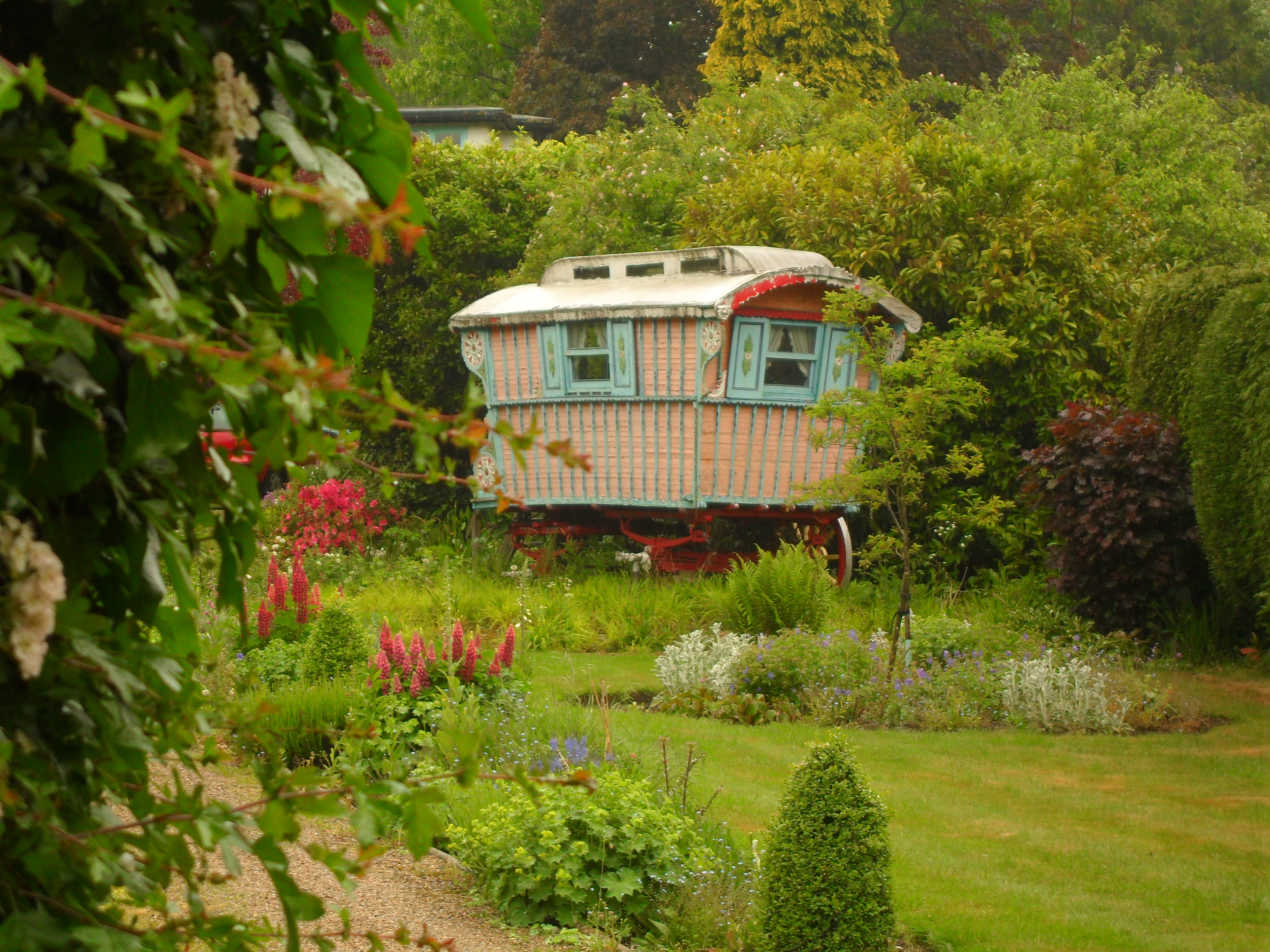 Gypsy Garden By Adonimiah On Deviantart