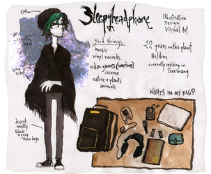Meet Sleepyheadphone by Sleepyheadphone