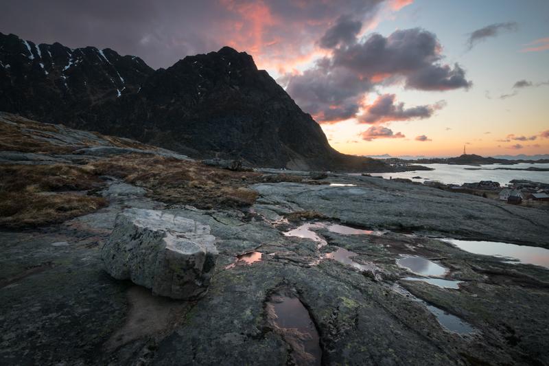 Beautiful morning at Lofoten by Laazeri