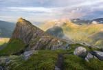 Hike to Barden by Laazeri