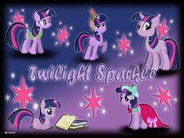 Twilight Sparkle by KyssS90